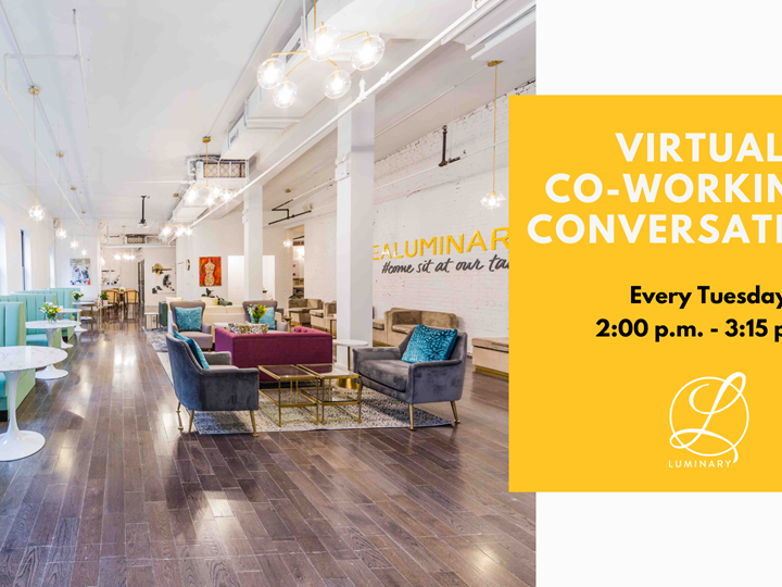 Co-Working & Conversations With Surabhi