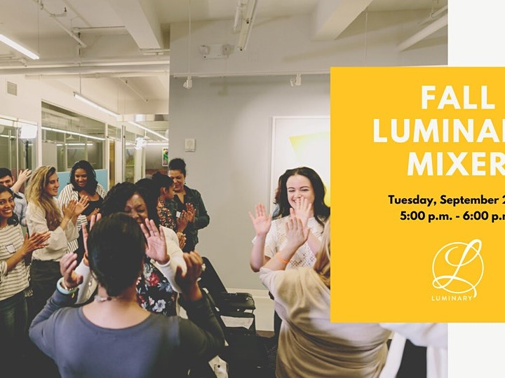 Members Only: Fall Luminary Mixer